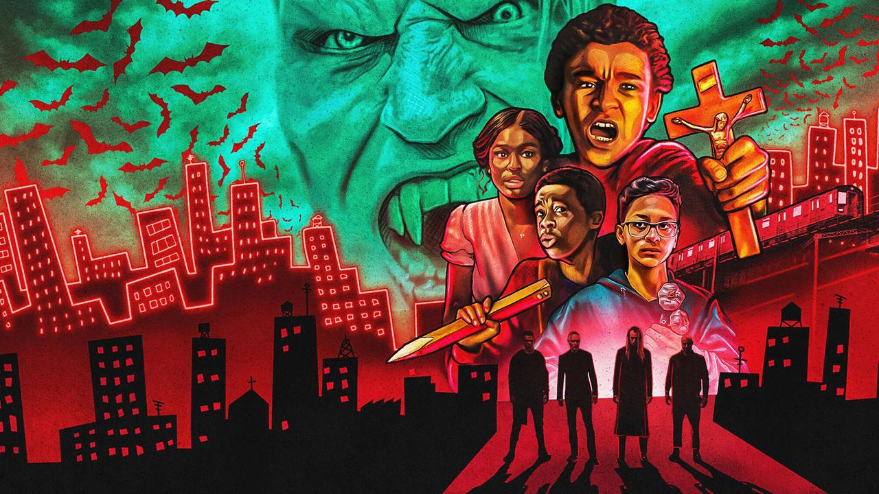 Netflix Comedy-Horror: Vampires vs. The Bronx Trailer Review-